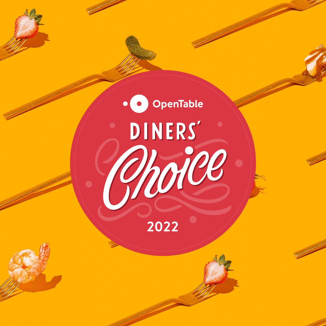 Diners' Choice Award 2019